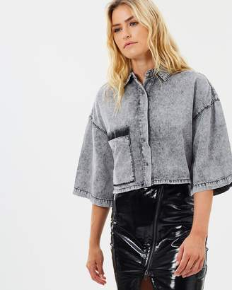One Teaspoon Vanguard Denim Shirt
