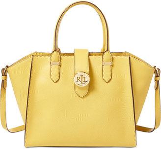 Lauren Ralph Lauren Charleston Shopper $248 thestylecure.com