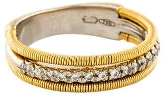 Marco Bicego 18K Diamond Band