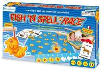 N. Fiesta Crafts Fish Spell Race