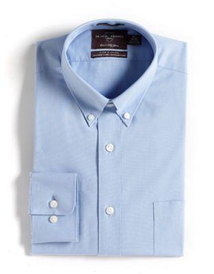 Black Brown 1826 Regular Fit Cotton Dress Shirt