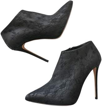 Dolce & Gabbana Leather ankle boots