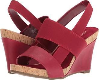 Aerosoles Women's Magnolia Plush Wedge Sandal