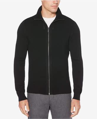 Perry Ellis Men's Full-Zip Sweater
