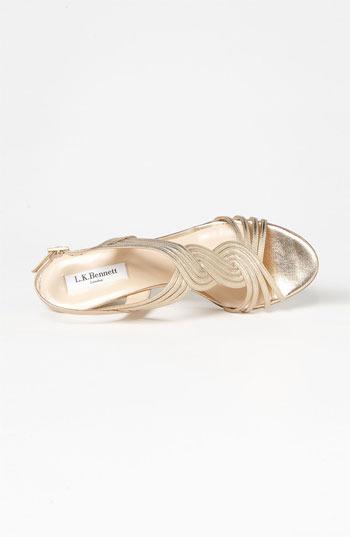 LK Bennett 'Dunes' Sandal