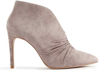 Reiss Emelyn Ruched Front Point Heels