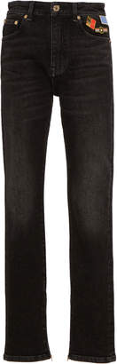 P.E Nation The 1980 Mid-Rise Skinny Jean