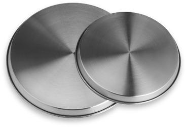 Bed Bath & Beyond Range Kleen® Burner Kovers™ Stainless Steel Burner Covers - Set of 4