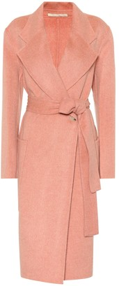 Acne Studios Carice Double wool and cashmere coat