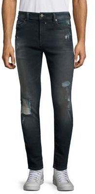 Diesel Diesel Spender Distressed Jeans