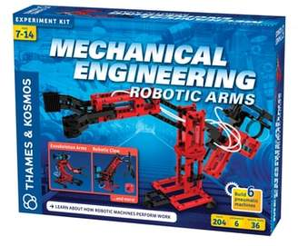 Thames & Kosmos Mechanical Engineering Robotic Arms Kit