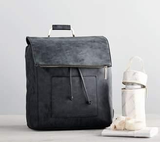 Pottery Barn Kids Rosie Pope Highbury Hill Diaper Bag Backpack, Blush