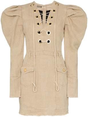 d2909bb1 Balmain Lace Up Dresses - ShopStyle Australia