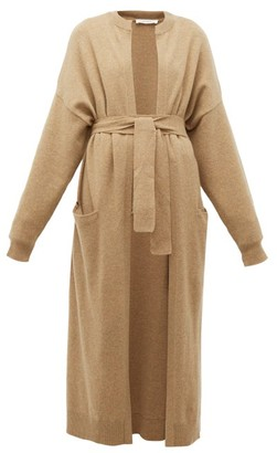 Extreme Cashmere - No. 105 Big Coat Stretch Cashmere Coat - Womens - Camel
