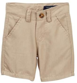 Toobydoo Khaki Shorts (Baby, Toddle, Little Boys, & Big Boys)
