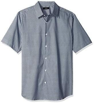 Theory Men's Menlo Halldale Shirting Short Sleeve