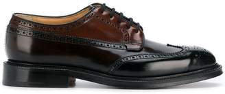 Church's Grafton colour block Oxford shoes