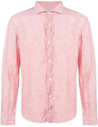 Eleventy striped shirt