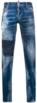 DSQUARED2 vicious wash jeans