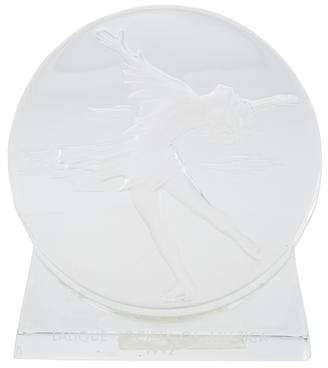 Lalique Olympics Medallion Paperweight