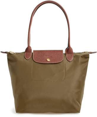 Longchamp Brown Handbags - ShopStyle e4f983065c