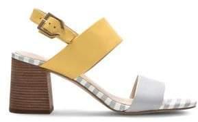 Cole Haan Avani City Leather Heeled Sandals