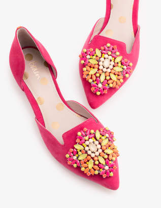 Boden Leah Jewelled Flats