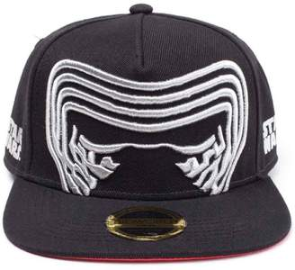 535151af Star Wars Merch Baseball Cap The Last Jedi Kylo Ren Mask Official Snapback