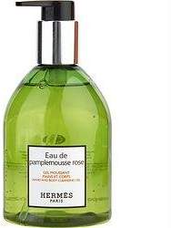 Hermes Eau de Pamplemousse Rose by 10.1 oz Hand and Body Cleansing Gel