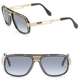 Cazal 60MM Shield Sunglasses