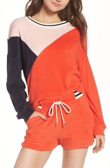 x Margherita Sportivo French Terry Sweatshirt