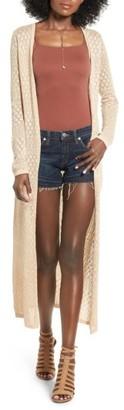 Women's Majorelle Talita Duster Cardigan $198 thestylecure.com