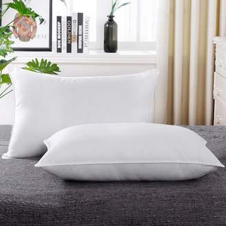 Hotel Collection Sleepwish White Pillows Hotel Down Pillows Down Alternative Sleep Pillow Pillow Bed Pillow for Sleeping