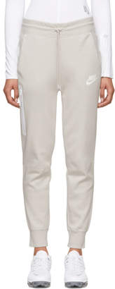 Nike Beige Tech Fleece Lounge Pants