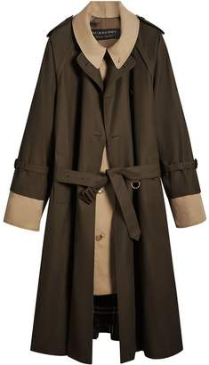 Burberry Tropical Gabardine Trench Coat