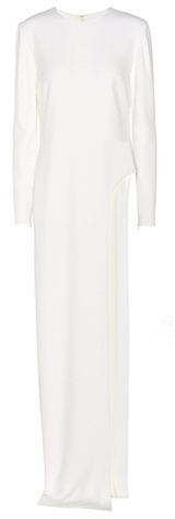 Tom Ford Long-sleeved gown
