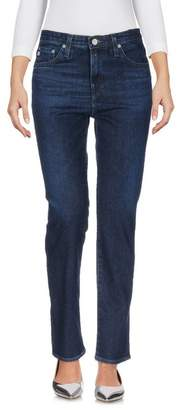 AG Adriano Goldschmied Denim trousers