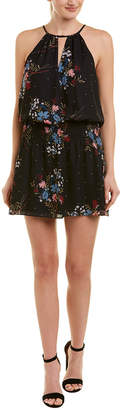 Parker Smocked Waist Mini Dress