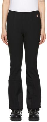 Moncler Black Performance Ski Lounge Pants
