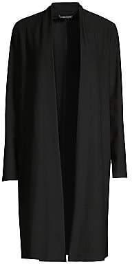 Eileen Fisher Women's Open Front Topper Jacket
