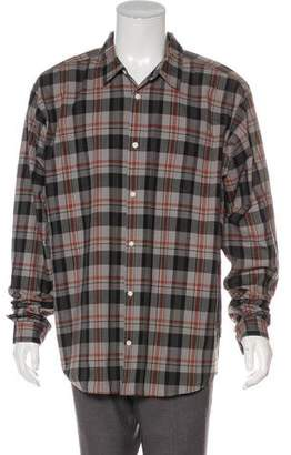 Patagonia Plaid Woven Shirt