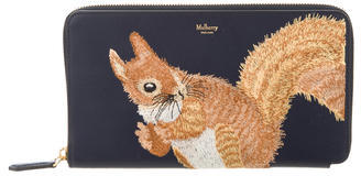 MulberryMulberry 2017 Squirrel Wallet w/ Tags