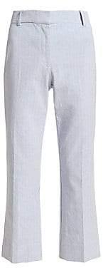 Derek Lam 10 Crosby Women's Crosby Denim Crop Flare Pants