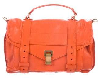 Proenza Schouler Leather PS1 Satchel