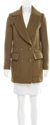 Belstaff Quilted Wool Coat