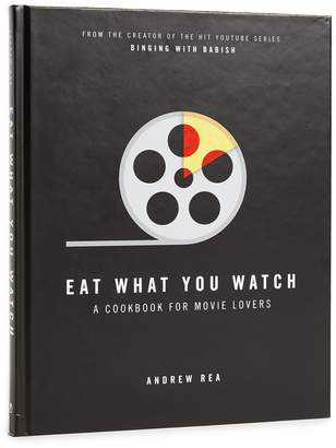 W & P Design Eat What You Watch Book