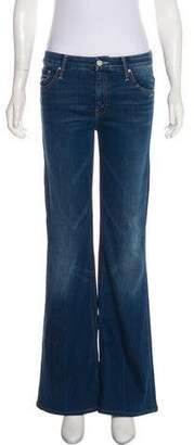 Mother Mid-Rise The Mellow Drama Jeans