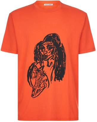 Our Legacy Woman Sketch T-Shirt