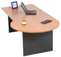 Logan Cooper P End Desk
