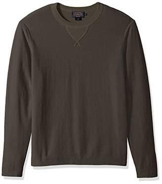 Pendleton Men's Pima Crew Sweater